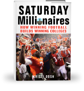 Saturday Millionaires book by Kristi Dosh