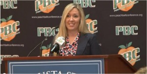 Peach Belt Conf Speech