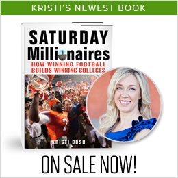 Saturday Millionaires book by Kristi Dosh on sale now