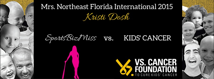 SportsBizMiss vs. Cancer Facebook Cover